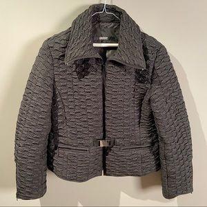 Belted DKNY jacket